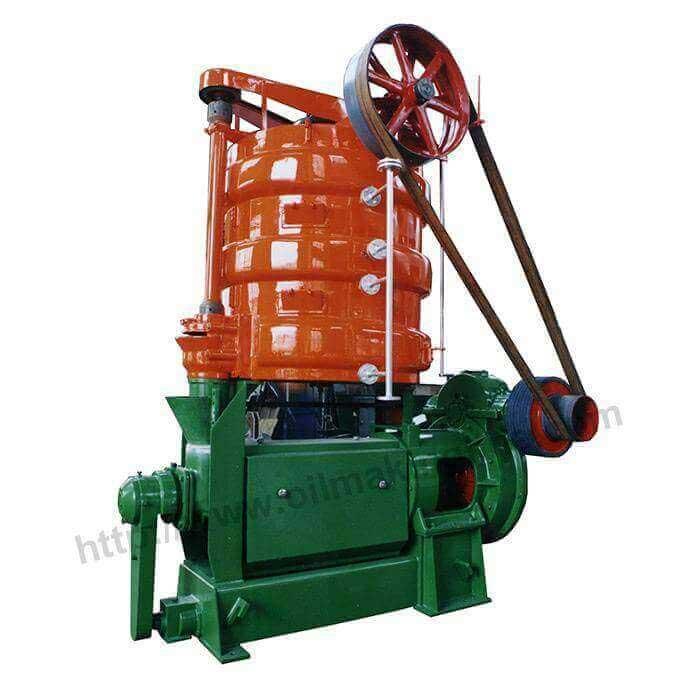 Oil Press 202-3