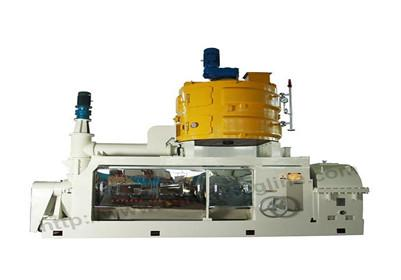 Daily maintenance of cooking oil preliminary pressing machine