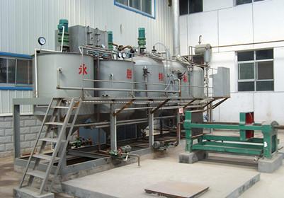 Key steps of vegetable oil refining plant