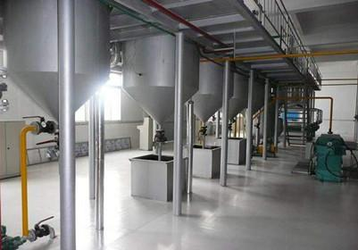 Why should the degumming of edible oil refining