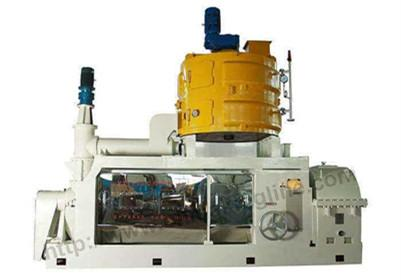 Introduction to Cooking Oil Preliminary Pressing Machine