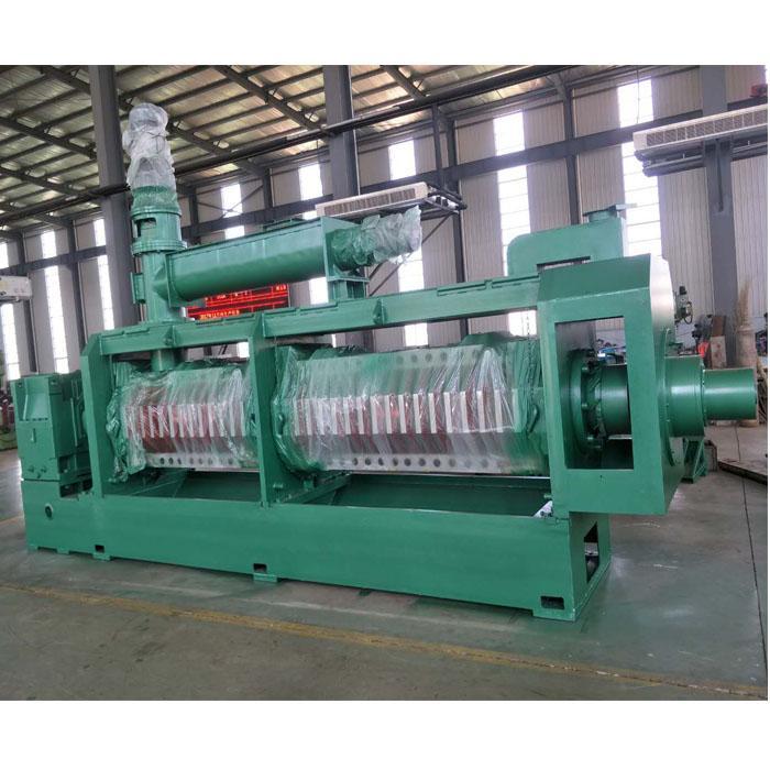 Low-temperature oil press YS34